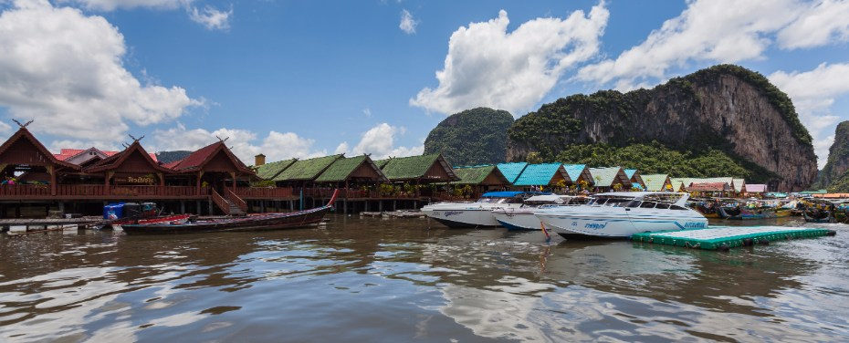 Koh Panyee Thajsko