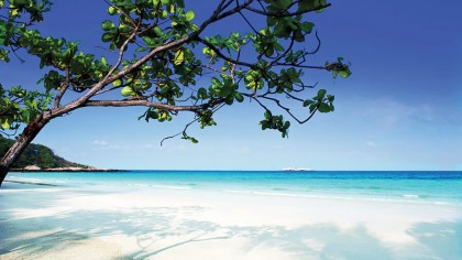 Koh Samet plaz