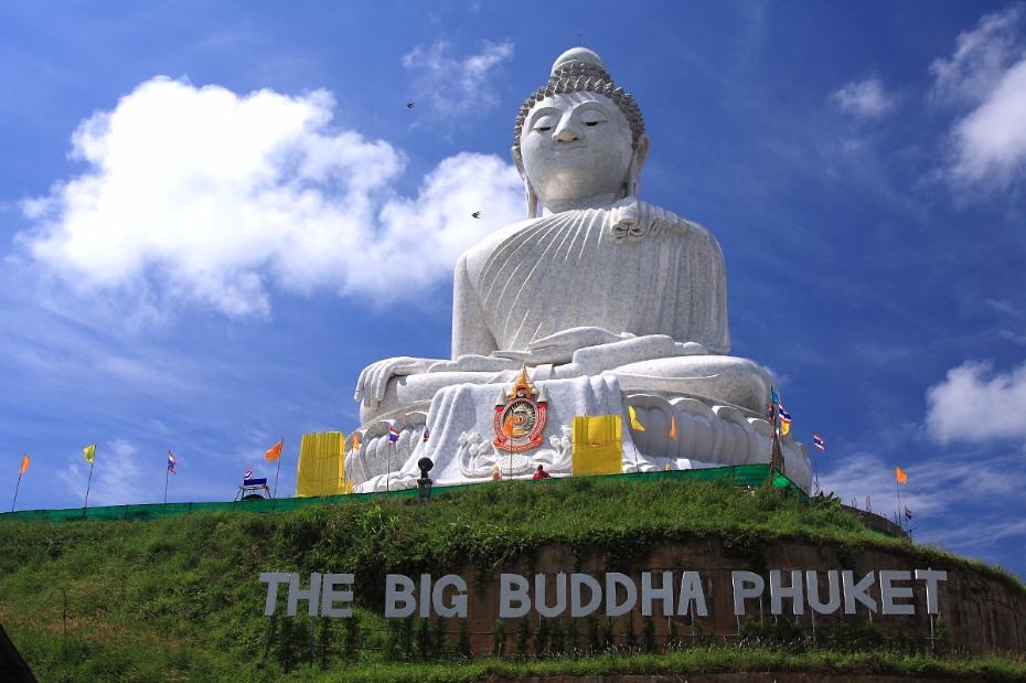 buddha ostrov phuket