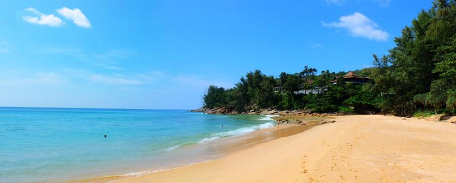 phuket dovolenka pláž