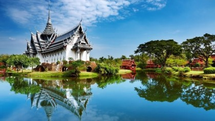Bangkok chram