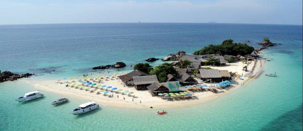 Phi Phi ostrovný rezort