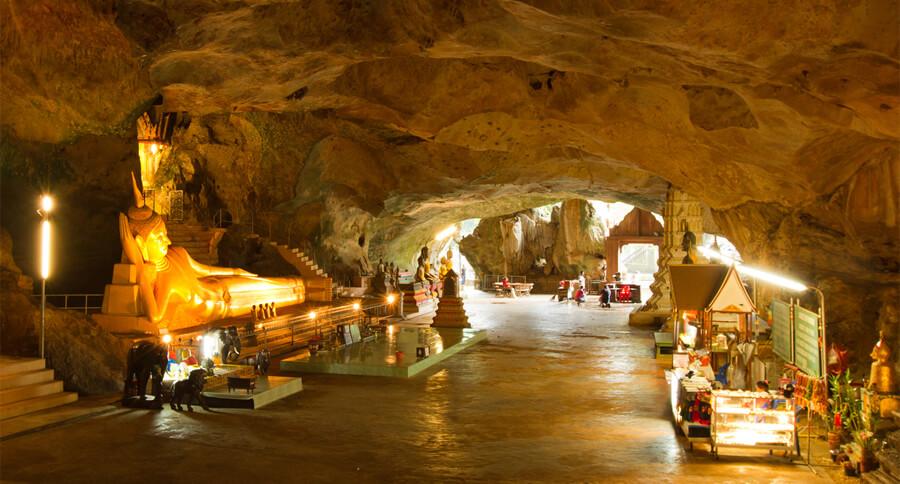 Chrám Wat Suwan Khuha