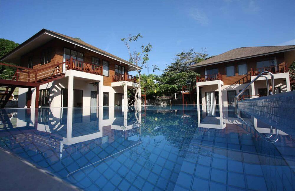 Samed Cabana Resort v destinácii Koh Samet