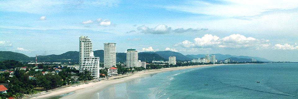 Hua Hin Thajsko