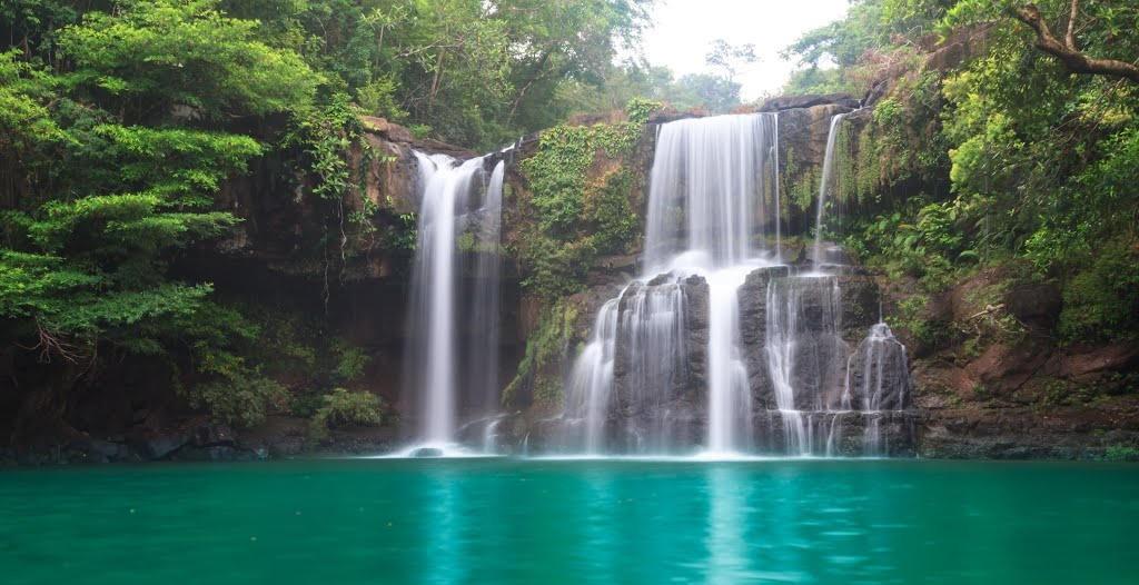 klong prao vodopady