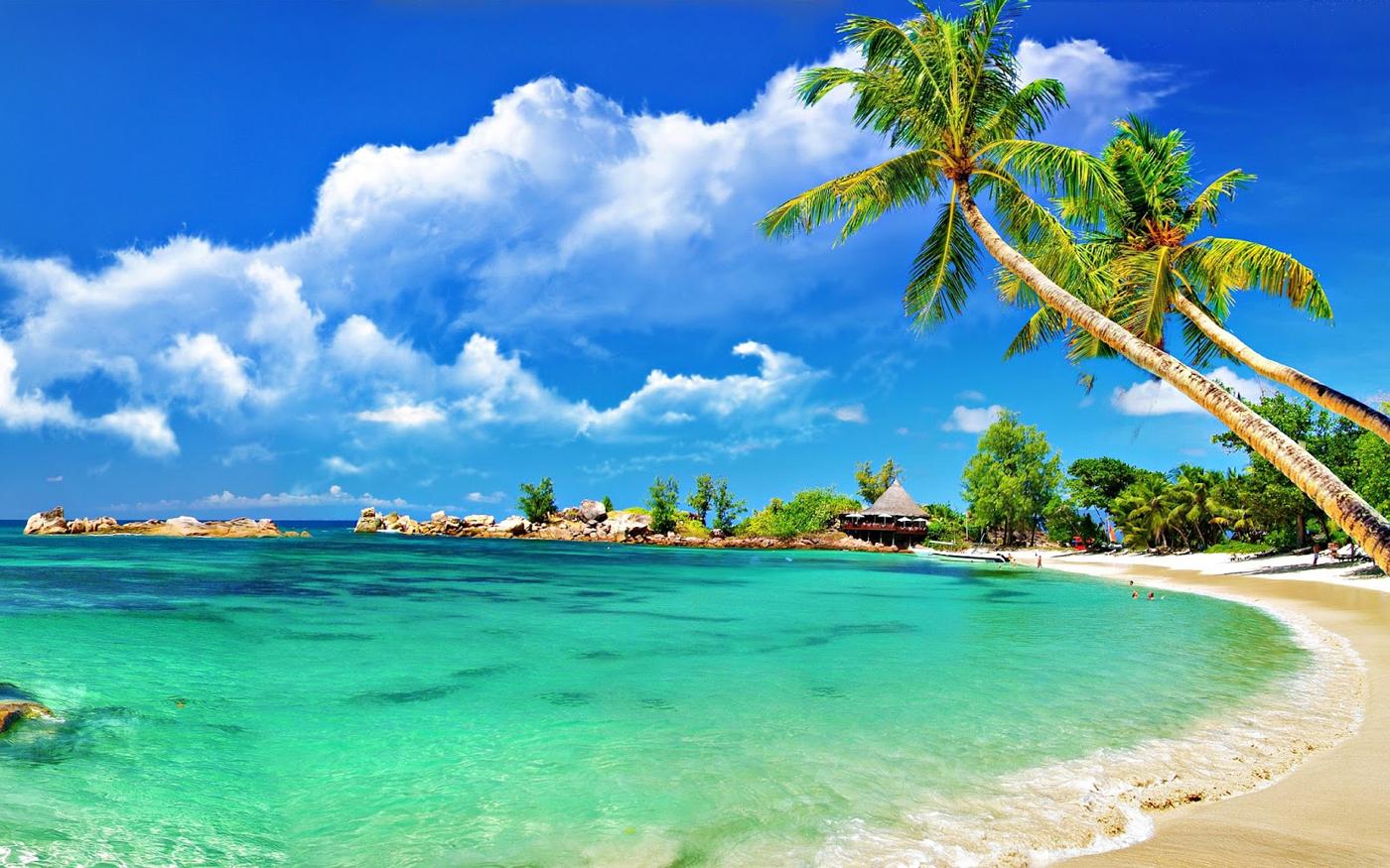 Koh Chang dovolenka s vyhladom na plaz