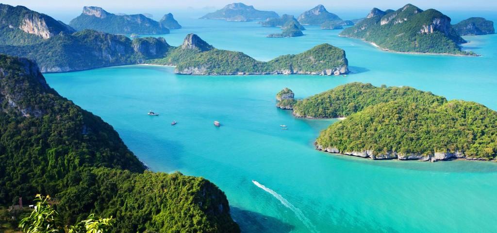 Koh Chang ostrov
