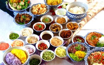 Prísady thajskej severnej kychyne