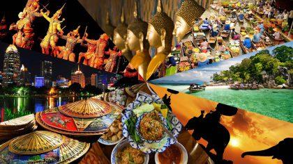 Thajská kultúra v obrázkoch