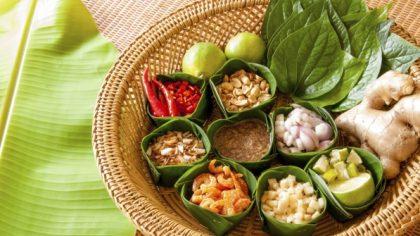 Prísady thajskej južnej kychyne