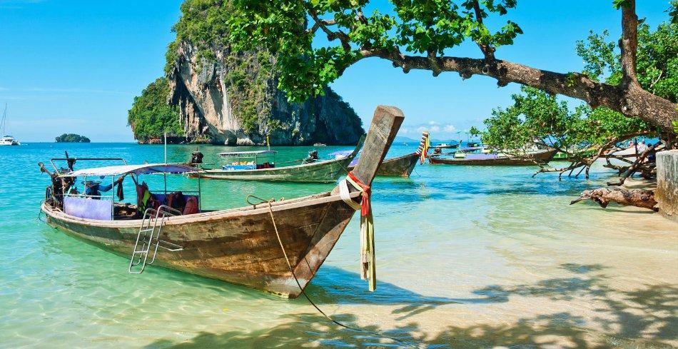 Thajsko Ubytovanie