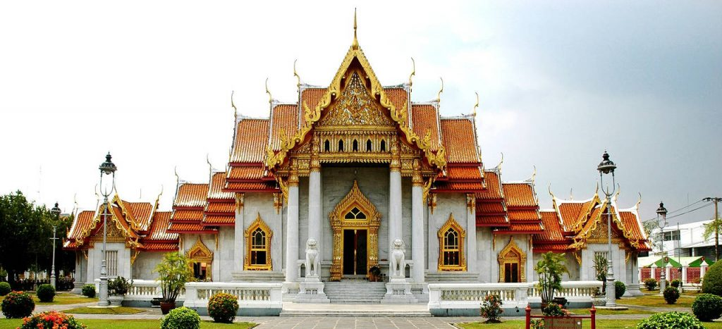 Thajský chrám Wat